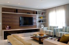 Projeto: Marília Veiga - Apartamento Parque dos Príncipes - Casa e Decoração - UOL Mulher