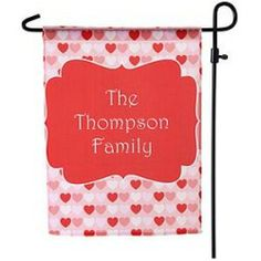Personal Creations #Gifts  #Personalizedgifts Multi Heart Valentine Garden Flag with Stake Deals on #Personal Creations - Valentine Garden Flag Coupons, #Valentine_Garden_Flag #Personal_Creations_Coupons - Great Personalized Gifts via- http://www.AmericasMall.com/personalcreations-gifts