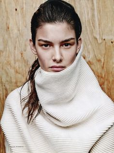 cool Vogue Russia September 2014 | Ophelie Guillermand by Jason Kibbler  [Editorial]