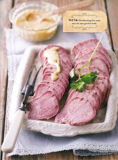 Meat Recipes, Crockpot Recipes, Cooking Recipes, Yummy Recipes, Finger Food Appetizers, Appetizer Recipes, 4 Ingredient Recipes, Meat Shop, Baked Vegetables