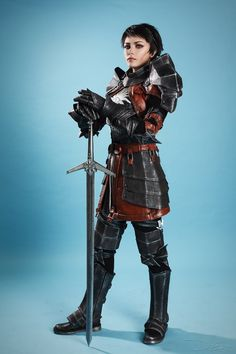 Awesome Dragon Age Cosplay Is The Real Deal