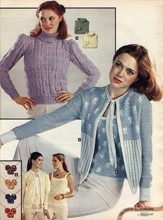 Jayne Modean was my favorite catalogue model when I cut out paper dolls
