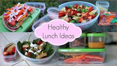 Quick And Easy Lunch Recipes For School