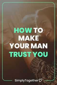 Trust issues are a common problem in relationships. We all go through our share of bad experiences with people. Building trust with your boyfriend takes time and patience. Here are some tips that can help you speed up this process. Relationship Advice, Relationships, Disappointment In People, Trust Yourself, Make It Yourself, Understanding Men, Social Media Buttons, Getting To Know Someone, Trust Issues