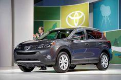 Toyota RAV4 - Jae C. Hong/Getty Images/Catalyst Images