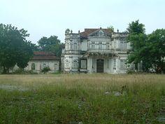 Mansion ruin - Northam Lodge 1910 Georgetown Penang Malaysia