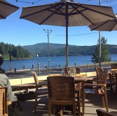 Travel | Idaho | Waterfront Destinations | Waterfront Restaurants | Restaurants with a View | Scenic Places