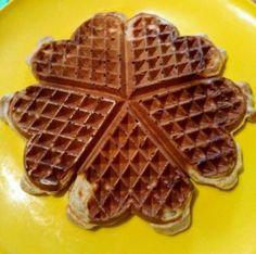 Waffles, Breakfast, Food, Basket, Breakfast Cafe, Essen, Waffle, Yemek, Meals