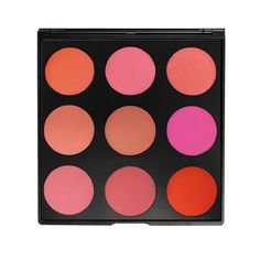 Morphe 9B The Blushed Blush Palette