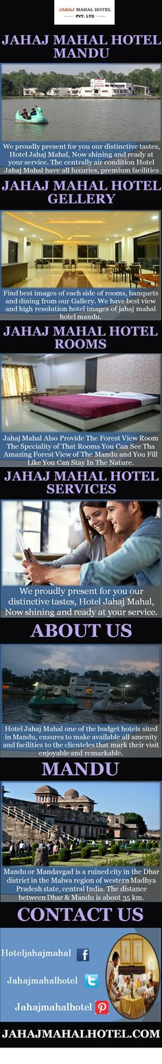 Jahaj Mahal Hotel proudly present for you our distinctive tastes, Hotel Jahaj Mahal, Now shining and ready at your service. The centrally air condition Hotel Jahaj Mahal have all luxuries, premium facilities and amenities. For More visit http://www.jahajmahalhotel.com/