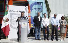 El titular de la Secretaría de Transportes y Vialidad señaló que este evento significa un gran logro para la movilidad de la Ciudad de México y para esta administración.