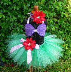 Pixie Tutu Ariel Costume