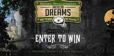 Through Halloween, youcan enter to win a special three-night vacation getawayin New Orleans with a whole bunchof exciting and spooky prizes and goodies! One lucky grand prize winner will receive…