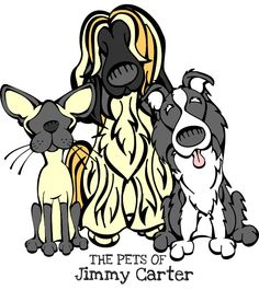 1000 images about presidential pets on pinterest pets for Jimmy carter coloring page