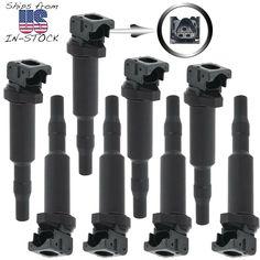 6 pcs Heavy Duty Ignition Coil DG514 Escape Fusion Zephyr Mariner Milan 3.0 3.5L