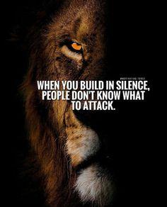 Strength..Lions mInspirational