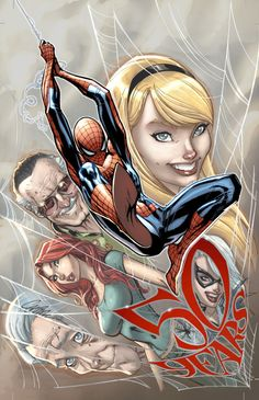 A bigger version of that Fan Expo cover :) by @jscottcampbell and @delgaduck