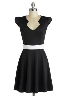 The Story of Citrus Dress in Black