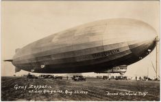 History Of Airships | ... : Airships.net, http://www.airships.net/lz127-graf-zeppelin/history