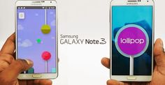 UNIVERSO NOKIA: Roll-Out Aggiornamento Android Lollipop Galaxy Not...