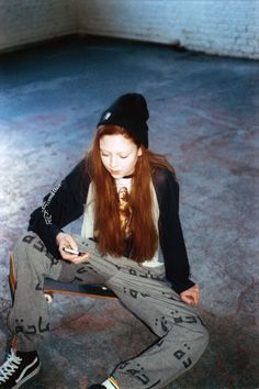 natalie westling, skater girl | i-D Magazine