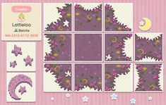 Animal Crossing Pattern, Animal Crossing Guide, Animal Crossing Qr Codes Clothes, Motif Acnl, Ac New Leaf, Motifs Animal, Path Design, Nintendo, Island Design