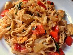 Hot Pepper Noodles