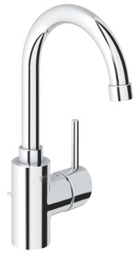 Grohe master bathroom faucets
