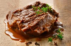 Meat Recipes, Slow Cooker Recipes, Multicooker, No Cook Meals, Food And Drink, Steak, Beef, Dinner, Jasper