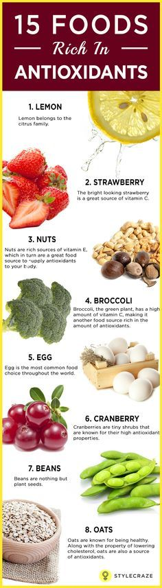 Do you often feel lethargic? Have you been thinking that your body lacks something, and that is making you dull and lifeless all day? You might be short of the required amount of antioxidants in your body. But there is nothing to worry! There are certain foods that are exceptionally rich sources of antioxidants. Read on to know more!  #HealthyFood
