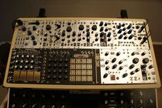 MATRIXSYNTH: Make Noise Shared System - Modular Synthesizer