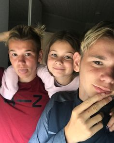 Marcus , Emma and Martinus 🥰 Good Morning People, My Emma, Dream Boyfriend, Wattpad, Juliette, Back Off, Little Sisters, True Love, Norway