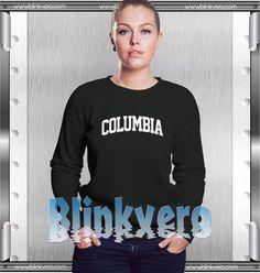 Columbia Style Shirts For Womens Size S-3XL Unisex Sweatshirt //Price: $23 & FREE Shipping //     #custom shirts