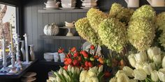 hudson grace (+ flowers!) | brentwood country mart