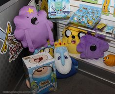 Super Punch: Upcoming Adventure Time toys