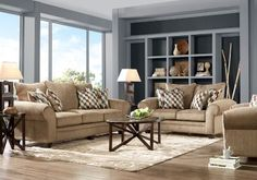 Park Square Coffee 5 Pc Living Room $108999Find Affordable Extraordinary Affordable Living Room Designs 2018