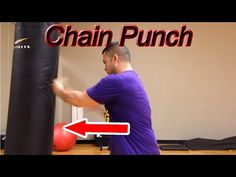 Wing chun chain punching, Does it really work ? - YouTube