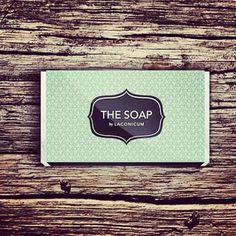 The Soap by Laconicum