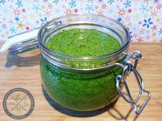 Das vegane Bärlauch-Cashew-Walnuss-Pesto einfach selber machen
