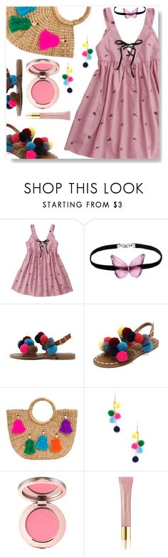 """My Style"" by simona-altobelli ❤ liked on Polyvore featuring JADE TRIBE, Cara Couture and AERIN"