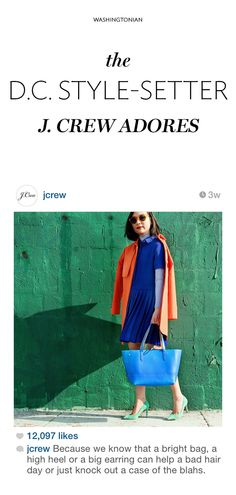 J. Crew done right | Washingtonian