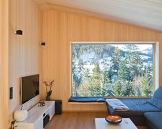 Nook, Windows, Living Room, Architecture, Schuster, Interior, Christian, Detached House, Interior Designing