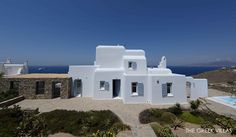 Mykonos Luxury Villas, Mykonos Villa Emma, Cyclades, Greece