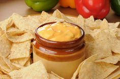 This beer cheese dip is sinfully delicious and we're not sorry! It's thick and creamy, so make sure you've got some hearty chips to do the dipping. Kick back and enjoy your game, knowing you made the best dip in the room!