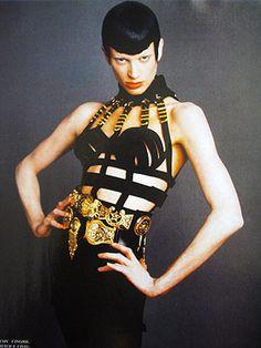 Italian Vogue July 1992 - Meisel