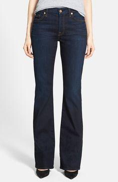 7 For All Mankind®  Slim Illusion - Kimmie  Bootcut Jeans (Classic Dark fb4a14e93
