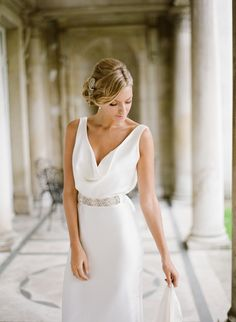 Elegant pink and lemon wedding inspiration - Wedding Sparrow
