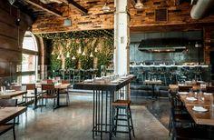interior design   decoration   restaurant design   Toro