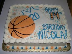 Homemade kentucky basketball court cake this kentucky for Homemade basketball court