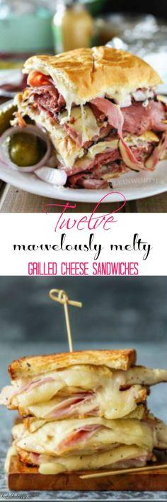 12 Marvelously Melty